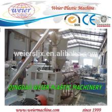 Máquina de tubo de PE PP / PEAD extrusão da tubulação linha de tubulação máquina / plástico