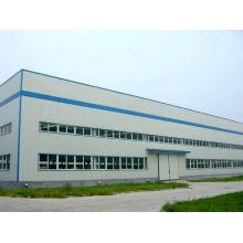 Günstiger leichter Umweltstahl für industrielle Fabrik-Stahlkonstruktion