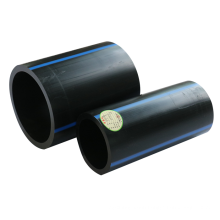 China supply high quality polyethylene drinking hdpe pipe for water supply