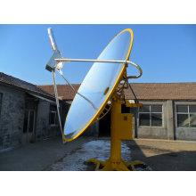 Concentradores térmicos solares do prato parabólico
