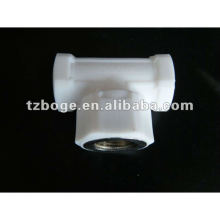 ppr tee fitting moulds/ppr pipe fitting mould