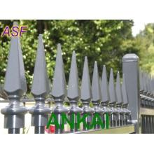 China Aluminium Rohr Zaun Panel