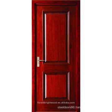 Raised Panel Wooden Craftsman Door