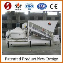 Usine de béton mobile en béton pour la construction / usine de béton, usine de dosage de béton mobile à vendre, petite usine de production de sacle