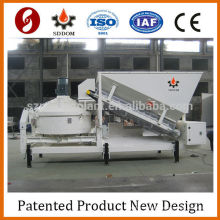 Fábrica de Betão Móvel para Construção / Fábrica de Concreto, Fábrica de betão móvel para venda, Pequena fábrica de produção de sacle