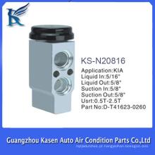 Compressor de baixo preço válvulas de controle peças para KIA