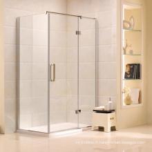 Douche de salle de bain préfabriquée