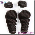 Rohes Häutchen ausgerichtete Haar-Doppelt-Schuss-ein Spender