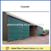 PVC Polyester fabric for hay cover