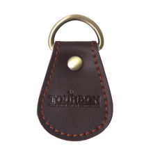 wholesale classical fly hook holder patch fly fishing leather wallet
