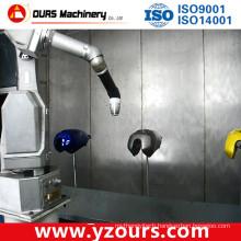 Automatic Powder Coating Machine (Robotic Manipulator)