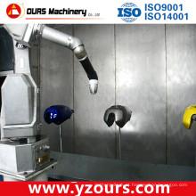Máquina Automática de Revestimento a Pó (Manipulador Robótico)