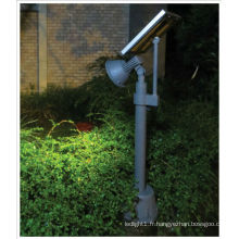 Ip65 aluminium moulé sous pression extérieur conduit lampe à gazon avec ce & rohs