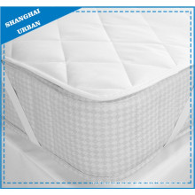 Hotel Bedding Australian Sizes Polyester Strapped Mattress Protector