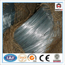 high quality galvanized wire manufacturer with ISO certification