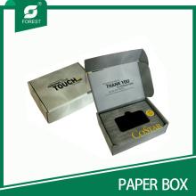 Kundenspezifische Selbstverriegelung Kleidungsstück Verpackung Box ohne Kleber