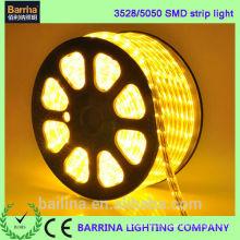 Hohe Qualität CE RoHS 120LED warmweiße LED Band Licht