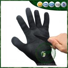 Coudre à la main fonctionne le meilleur mécanicien gants de travail imperméables lisses anti-coupe