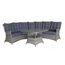 Wicker Lounge Sofa Set Garten Outdoor Rattanmöbel