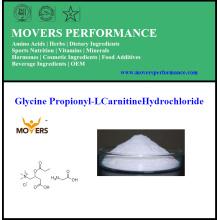 Nouveau chlorhydrate de glycine propionyl-L-Carnitine Amino Acide / Gplc