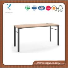 Holz und Stahl Modern Simple Computer Desk
