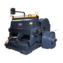 ML1200 carton box manual die punching machine