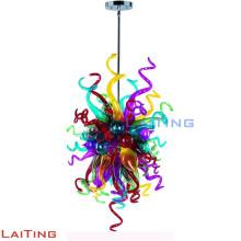 Luminaire décoratif et lampe en verre d'art 2016