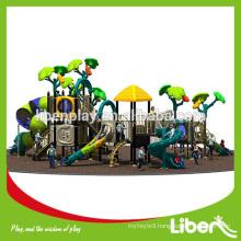 Liben Amusement park outdoor Children playground Equipment in CANADA