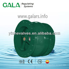Válvula de retención de gas natural