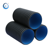 Environ  Irrigation   Plastic  Tube Hdpe  Pipe Price List Large Diameter Corrugated Drainage Hdpe  Pipe Fitting