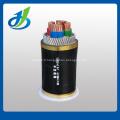 Câble d'alimentation blindé en cuivre XLPE YJV22-0.6 / 1KV-3x150