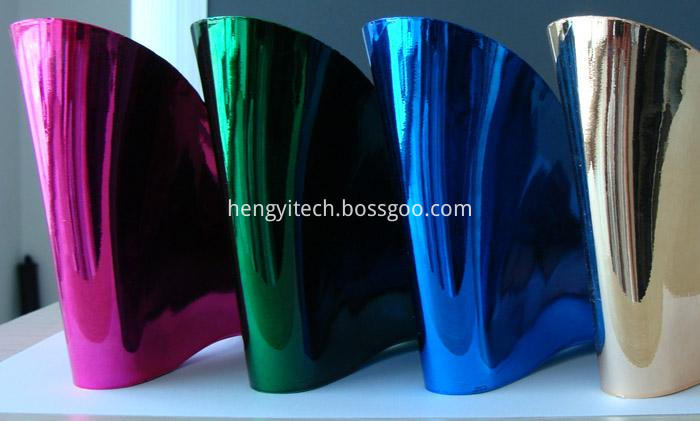 chrome plating plastics