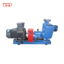Pompe centrifuge auto-amorçante CYZ Pompe à eau de mer horizontale