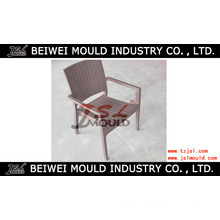 Plastic Injection Rattan Arm Chair Mould Arm Chair Mold