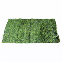 Best selling customised hedge garden pvc for privacy safety