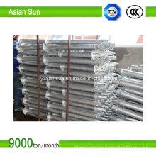 Hochwertigem Stahl Stapel für Solaranlage