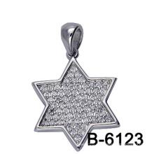 Fábrica atacado novo design de moda jóias pingente de prata 925