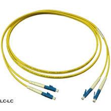LC-LC Fibra Óptica Patch Cord