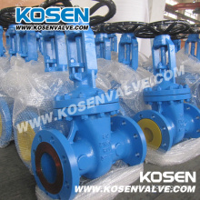 DIN F7 Rising Stem Gate Valves