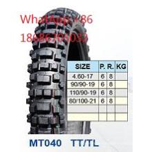 Мотоцикл шин 4,60-17 90/90-19 110/90-19 80 / / 100-21
