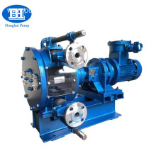 High Solid Particles Peristaltic Hose Pump For Mortar