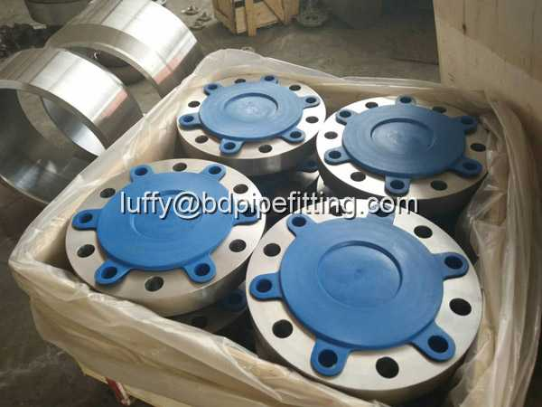 ASME B16.5 A105N Flanges مزورة