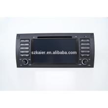 """7 """"Auto DVD Spieler, Fabrik direkt! Viererkabelkern, GPS, DVD, Radio, Bluetooth für BMW E39"""