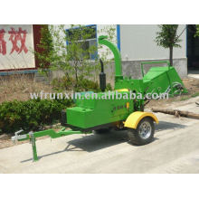 CE approved power wood chipper(CE,ISO,EPA)