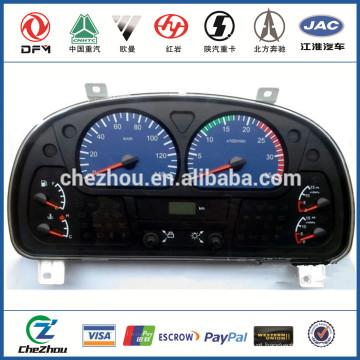 3801010-C0110 homem camião peça de reposição combinado painel de instrumentos para Dongfeng
