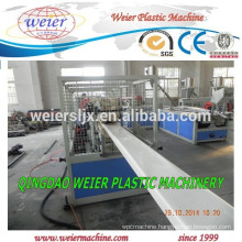 PVC pipe production line PVC pipe extruder machine