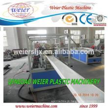 Máquina extrusora tubo PVC tubulação linha de produção do PVC