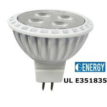 small 5W led MR16 GU5.3 12V AC/DC 5W small 5W led MR16 GU5.3 12V AC/DC TUV CE UL E351835 LED lighting