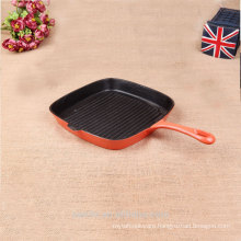 non stick fashion frying pans with one shape handle