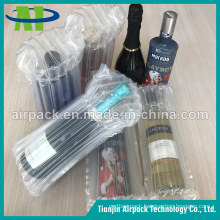 Protective Transparent PE Air Column Cushion Bag for Commodity